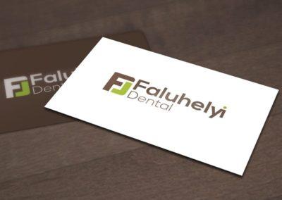 Fogászat logó és weboldal tervezése