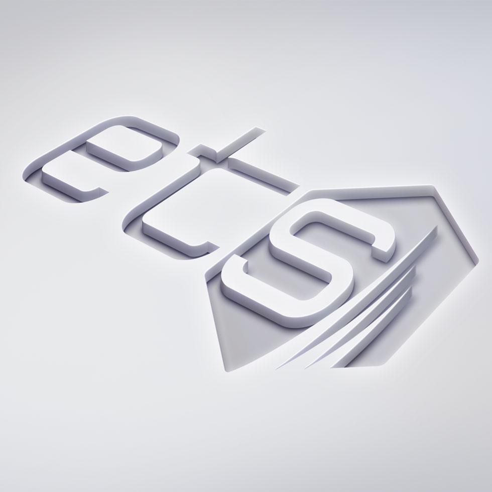 Weboldal készítés - ET-S logó 3D